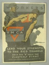 Image of 4541-52A [dup1] - Poster, YMCA, World War I